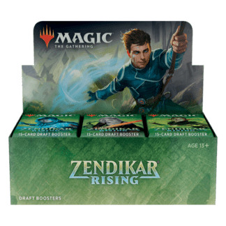 Zendikar Rising Draft Boosterbox