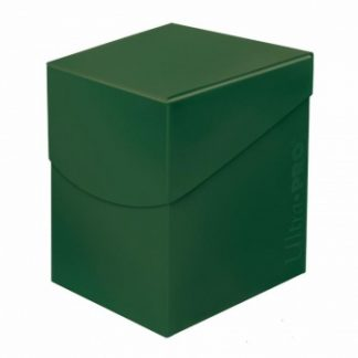Eclipse PRO 100+ Deck Box - Forest Green
