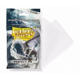 Dragon Shield Inner Sleeves Clear