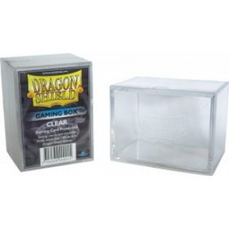 DS Deck Box Clear