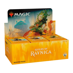 Boosterbox Guilds of Ravnica