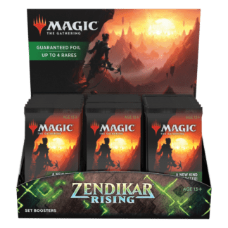 Zendikar Rising Set Boosterbox