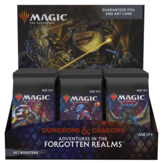 Adventures in the Forgotten Realms Set Boosterbox