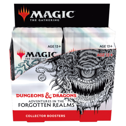 Adventures in the Forgotten Realms Collector Boosterbox