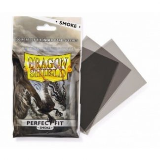 Dragon Shield Inner Sleeves Smoke