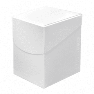Eclipse PRO 100+ Deck Box - Arctic White