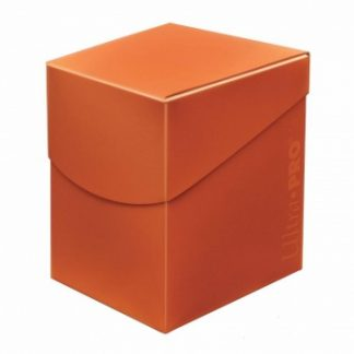 Eclipse PRO 100+ Deck Box - Pumpkin Orange