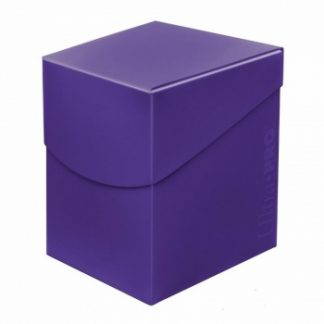 Eclipse PRO 100+ Deck Box - Royal Purple