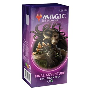 Challenger Deck 2020 - Final Adventure
