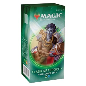 Challenger Deck 2020 - Flash of Ferocity