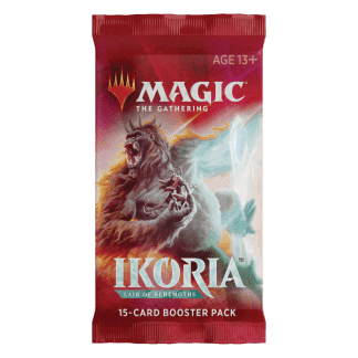 Ikoria Draft Booster