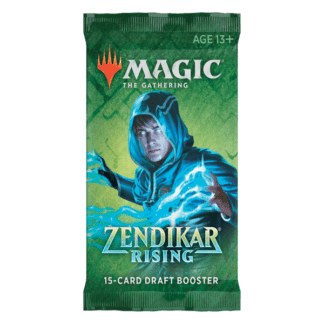 Zendikar Rising Draft Booster 1