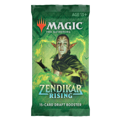 Zendikar Rising Draft Booster 3