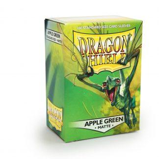 Dragon Shield Matte Apple Green Box