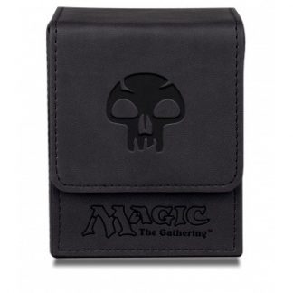 Ultra PRO Deck Box Flip Mana Black Mat