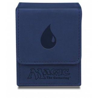 Ultra PRO Deck Box Flip Mana Blue Mat