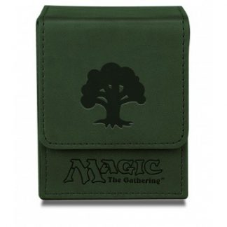 Ultra PRO Deck Box Flip Mana Green Mat