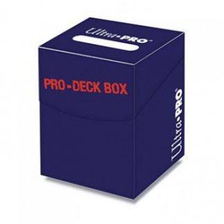 Ultra Pro Deckbox Pro 100 Blue