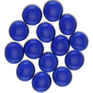 Gaming Counters - Sapphire Blue