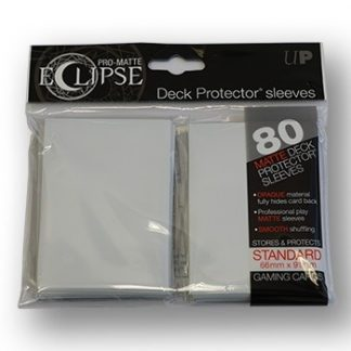 Ultra-PRO Eclipse sleeves White