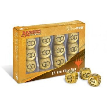 Planeswalker Loyalty Dice