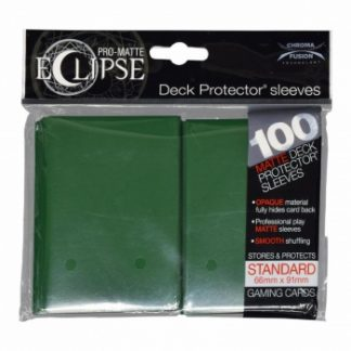 Ultra-PRO Eclipse sleeves forest green