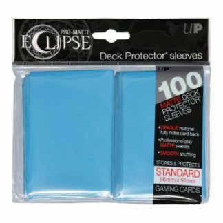 Ultra-PRO Eclipse sleeves sky blue