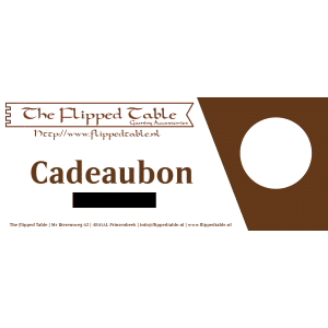 Cadeaubon Flipped Table (Leeg) 300x300