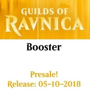 Guilds of Ravnica Booster Presale