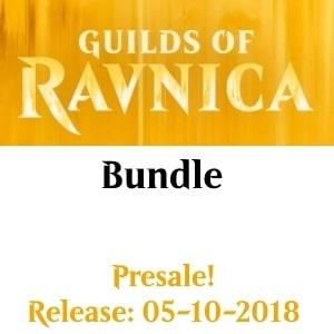 Guilds of Ravnica Bundle Presale