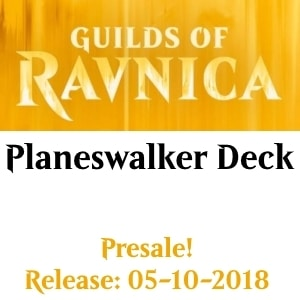 Guilds of Ravnica PW Deck Presale