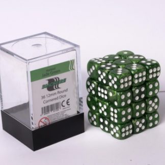 Jade Green dice cube