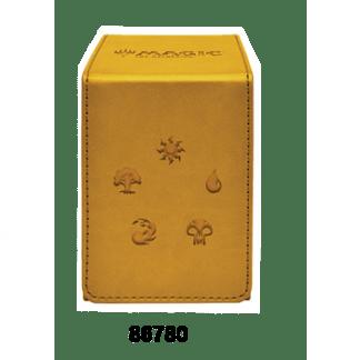 Ultra-PRO Alcove Flip Box Gold
