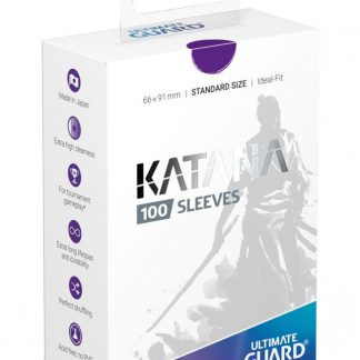 Ultimate Guard Katana Sleeves Purple