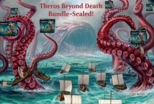 Flipped Table - Theros Beyond Death Bundle Sealed! @ 't Veehandelshuis | Prinsenbeek | Noord-Brabant | Nederland