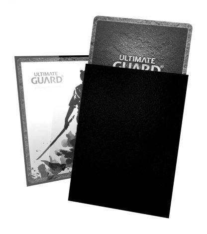 Ultimate Guard Katana Sleeves - Black