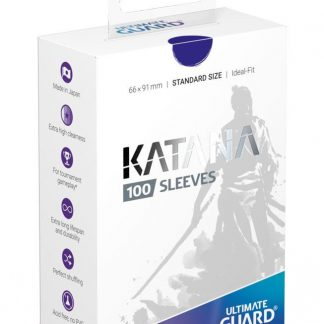Ultimate Guard Katana Sleeves - Blue