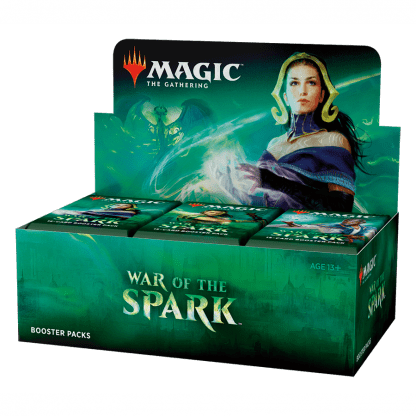 War of the Spark Boosterbox