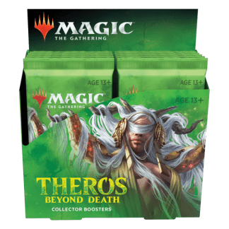 Theros Beyond Death Collector Boosterbox